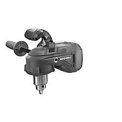 RIDGID 18V OCTANE MEGAMax 1/2-Inch Right Angle Drill (Attachment Head Only)