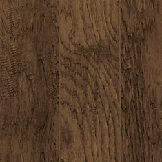 Tattersall Hickory 12mm Thick x 8.03-inch W x 47.64-inch L Laminate Flooring (15.94 sq. ft./case)