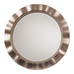 OSP Designs Cosmos Beveled Wall Mirror