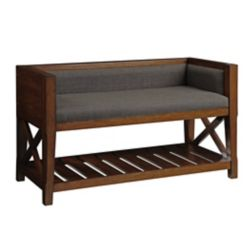 OSP Designs Lawton Entryway Bench
