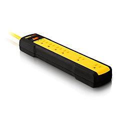 360 Electrical Barre d'alimentation Pro, 6 prises