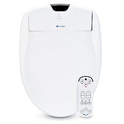 Brondell Swash 1200 Luxury Bidet Toilet Seat-Elongated, White
