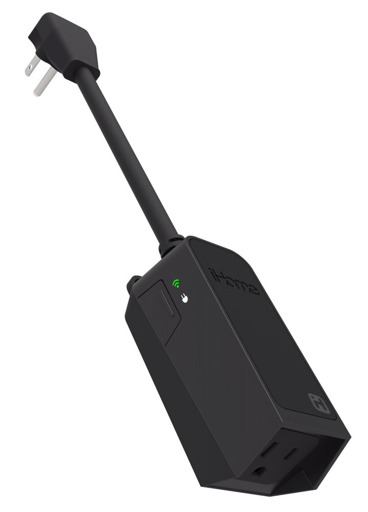 iHome Control Wi-Fi Outdoor SmartPlug