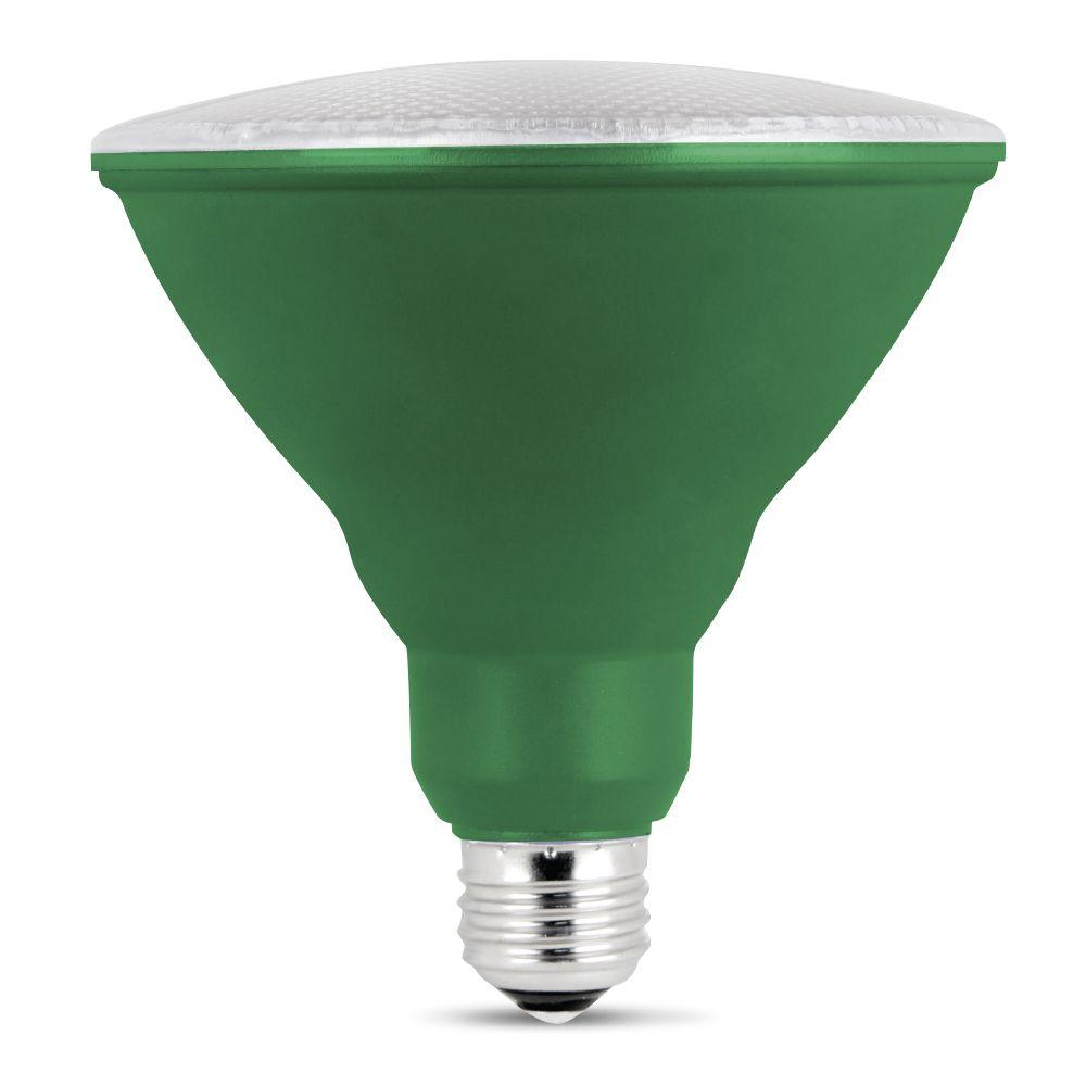 Feit Electric 75W Equivalent Soft White Full Spectrum PAR38 LED Plant Grow Light Bulb