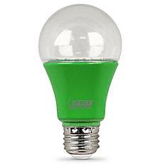 Ampoule DEL à lumière pour croissance de plantes A19 Spectre Complet Équivalente à 60W