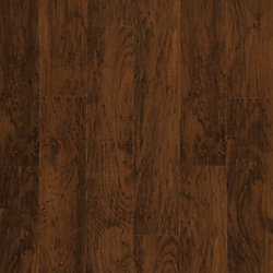 Home Decorators Collection Canby Cross 12mm x 6.1-inch x 47.64-inch Hickory Laminate Flooring (12.11 sq. ft. / case)