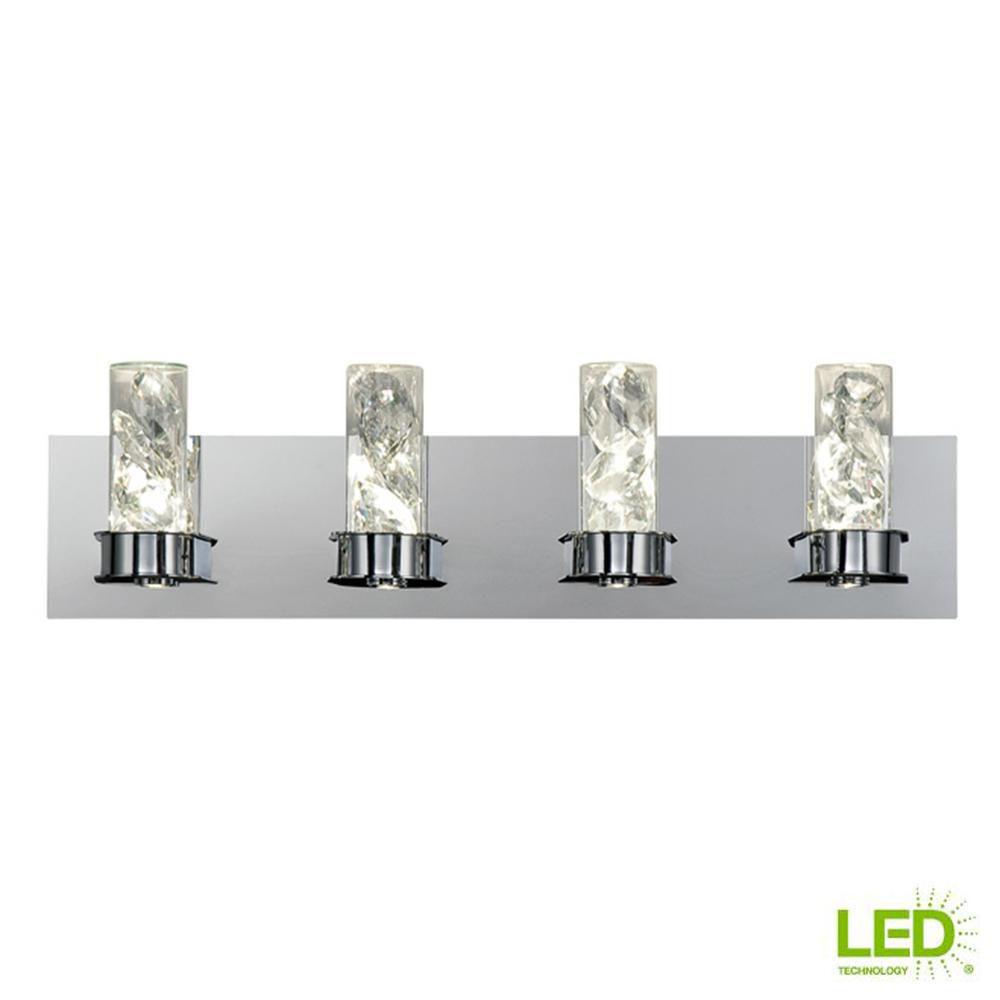 Lithonia lighting 4 ft led wraparound light fixture - Home decorators bathroom lighting ...