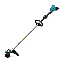 13.75-inch 18Vx2 LXT Cordless Line Trimmer with (2) 3.0Ah Li-Ion Batteries & Dual-Port Charger
