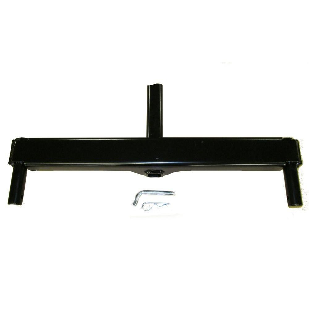 SNOWBEAR 2 inch Cross Member Retrofit for Snow Plows with a 2 Point Mounting System