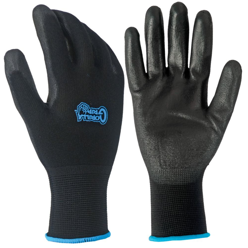Gorilla Grip Large Gloves (7-Pair)