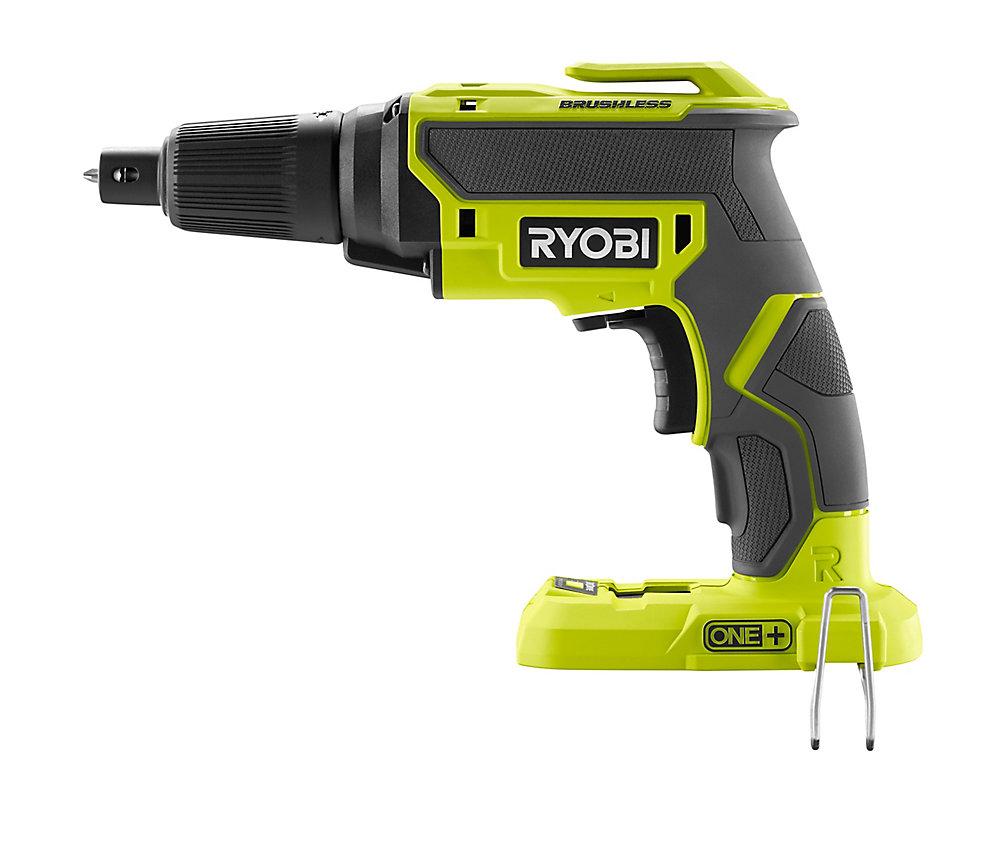 18V ONE+ Brushless Cordless Drywall Screw Gun (Tool Only)