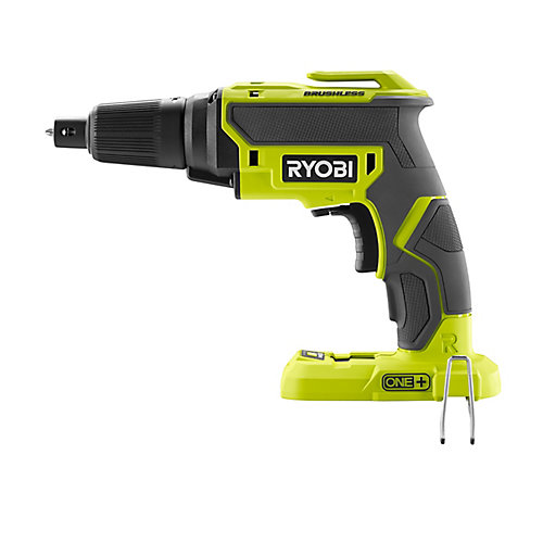 18V ONE+ Brushless Cordless Drywall Screw Gun (Tool Only)