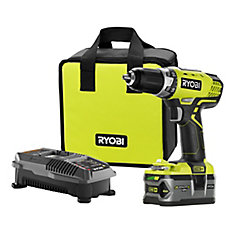 18V ONE+ Lithium-Ion Cordless Drill/Driver Kit w/ (1) 4.0 Ah Battery