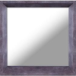 Mirrorize Canada 10.5X10.5 Antique Gold Plain Mirror, (Set of 3)