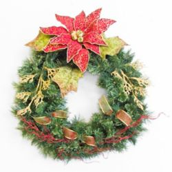 Henryka Decorated Wreath