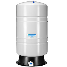 20 Gallon Reverse Osmosis Water Storage Tank #T20M - Color may be white or blue