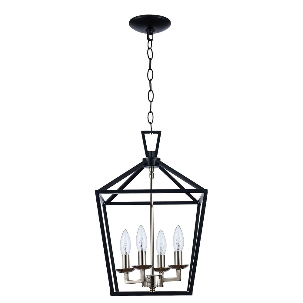 Bel Air Lighting Lacey 4 Light Polished