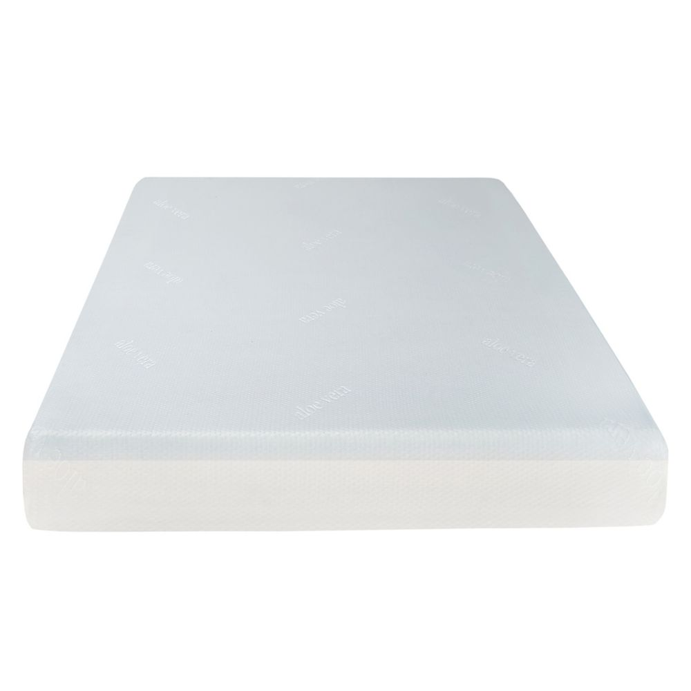 PRIMO BIANCA 6In GEL MEMORY FOAM MATTRESS - TWIN