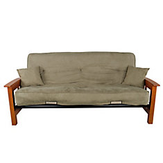 London Futon W 8in Pocket Coil Mattress