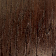Canby Cross 12mm x 6.1-inch x 47.64-inch Hickory Laminate Flooring (Sample)