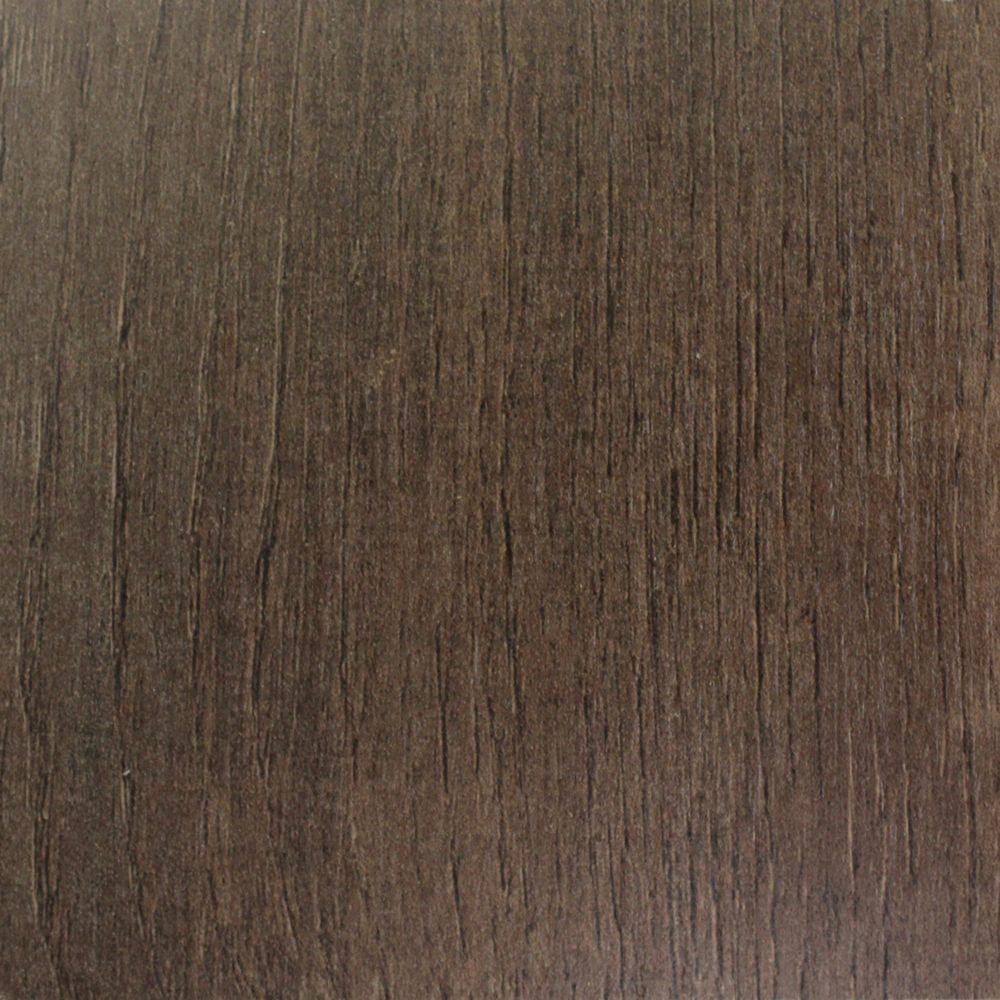 Lifeproof Jacobean Oak 12mm Thick x 8.03-inch W x 47.64-inch L Laminate Flooring (Sample)