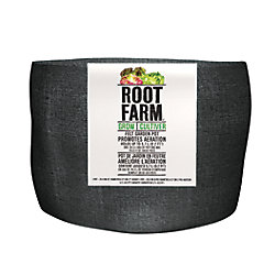 Root Farm Felt Garden Pot 5.7L