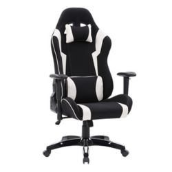 Fabulous Office Chair With Gas Lift And Tilt Mechanism Black Machost Co Dining Chair Design Ideas Machostcouk