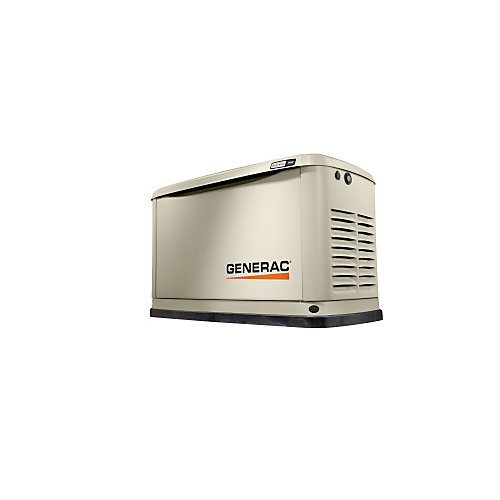 9000W LP / 8000W NG Air Cooled Standby Generator with Wi-Fi