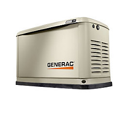 9000W LP / 8000W NG Air Cooled Standby Generatorwith Wi-Fi