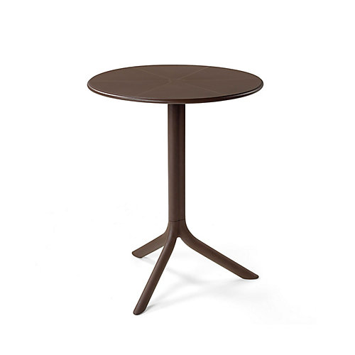 Spritz Outdoor Bistro Table with Two Bases - Café