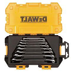 DEWALT SAE Combination Wrench Set (8-Piece)
