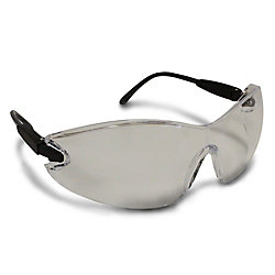 Workhorse BROOKLYN SAFETY GLASSES CLEAR LENS RETAIL PACK