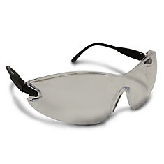 BROOKLYN SAFETY GLASSES CLEAR LENS RETAIL PACK