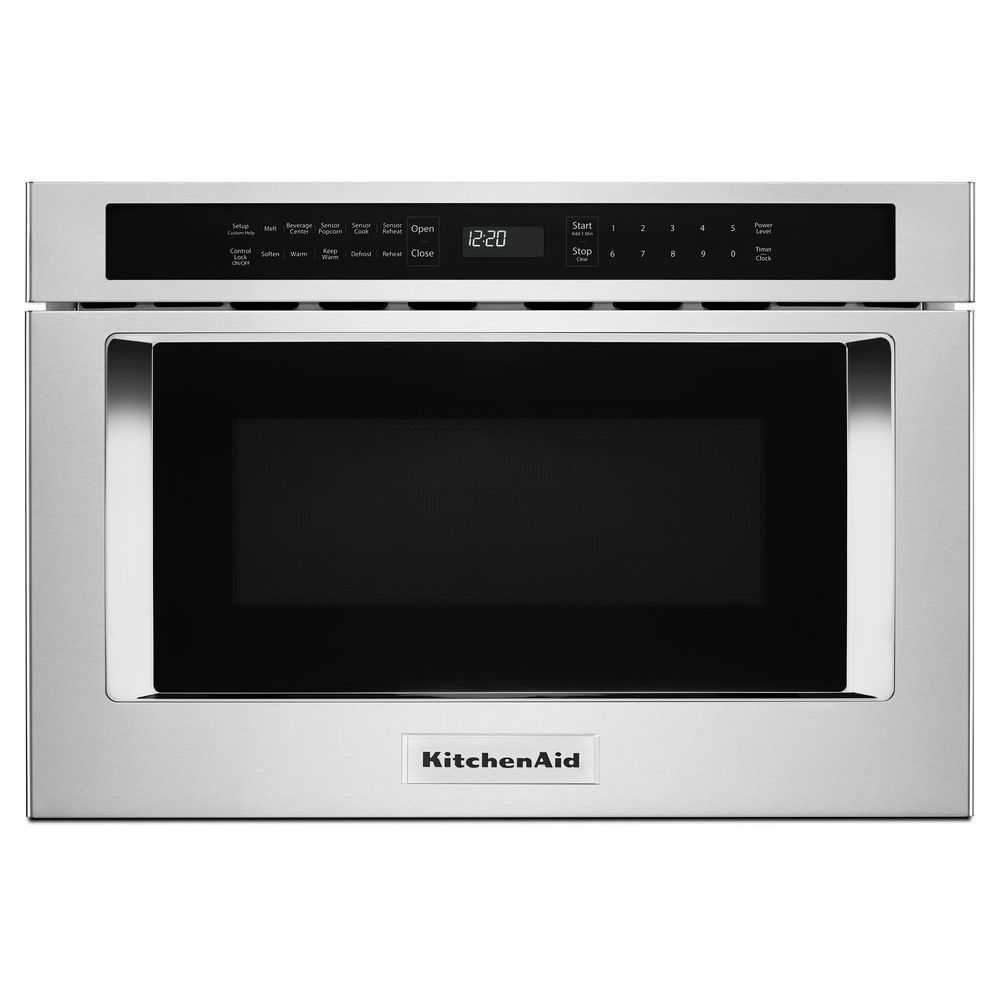 Built in microwaves the home depot canada for Built in microwave oven 24 inch