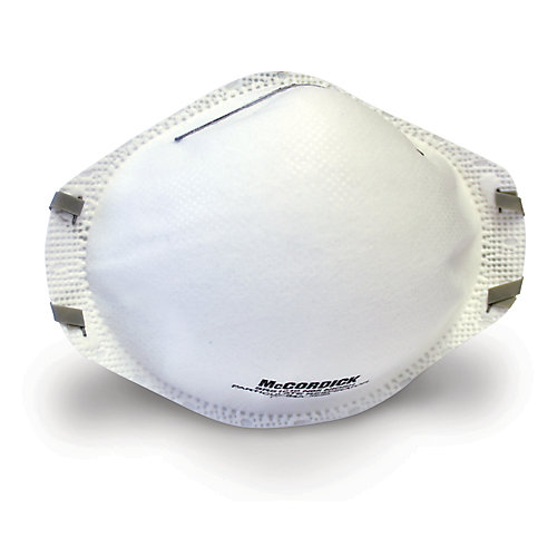 N95 Disposable Particulate Respirators - 3 Pack