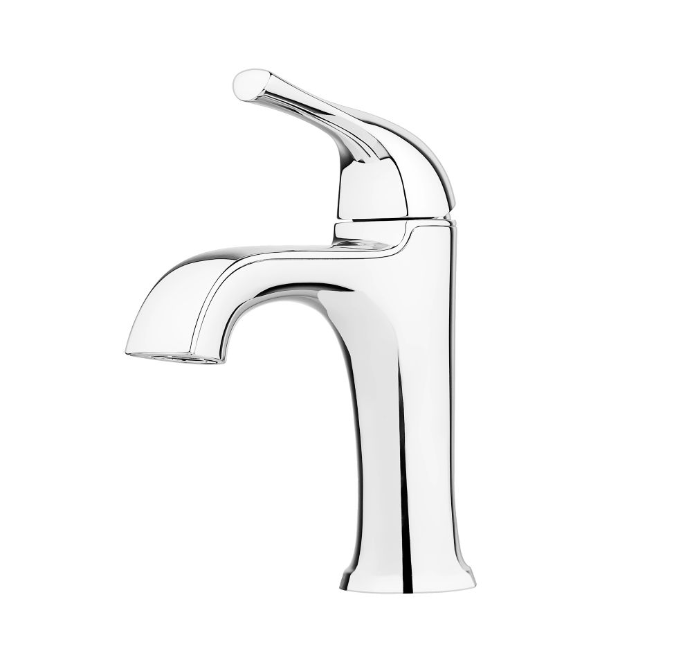 Pfister Ladera Single Control Lavatory Faucet in Polished