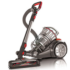 Pro Deluxe Bagless Canister Vacuum