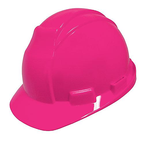 Hot Pink Type 1 Hard Hat