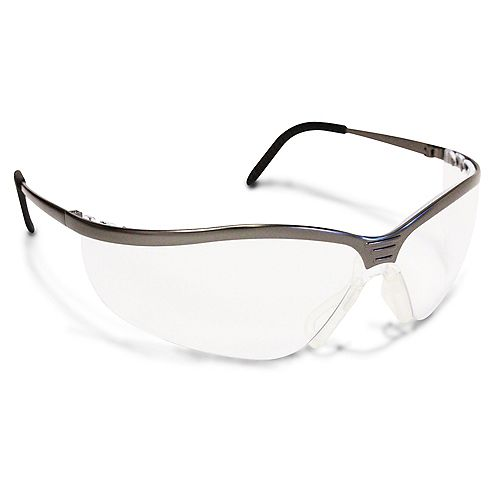 Extreme Shades Clear Lens Safety Glasses