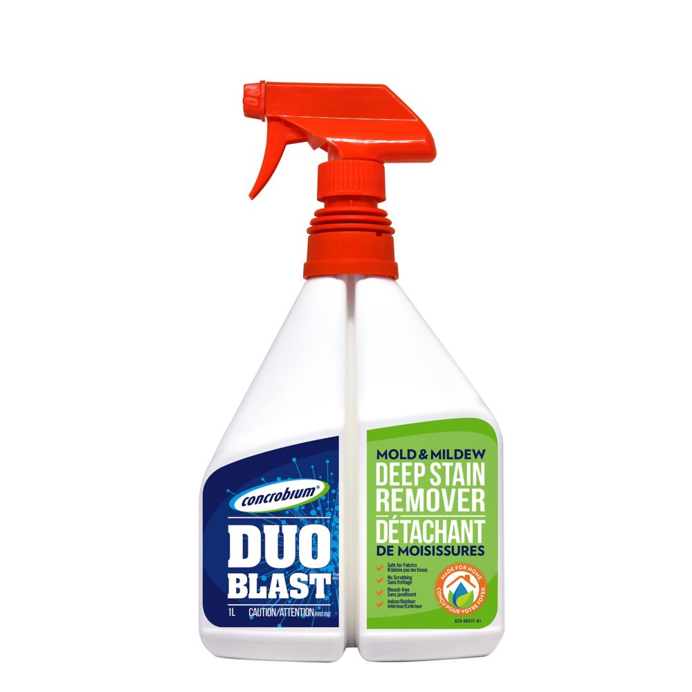 Concrobium Duo Blast Mold And Mildew Deep Stain Remover 1
