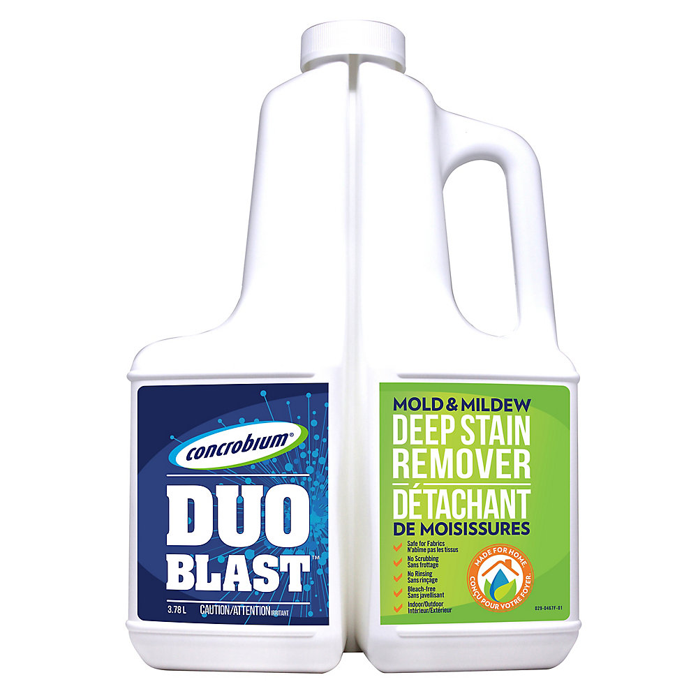Duo Blast Mold & Mildew Deep Stain Remover