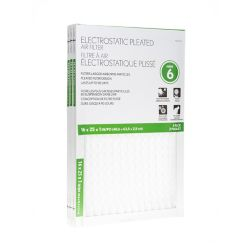 Air Flow Basic Protection 16X25X1 Filter (12-Pack)