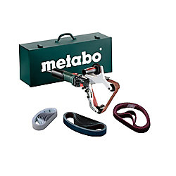 Metabo Ensemble RBE 15-180, kit de sablage 7 po Pipe and Tube