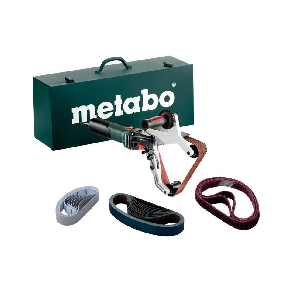 Metabo RBE 15-180 Set 7-inch Pipe and Tube Sander Kit