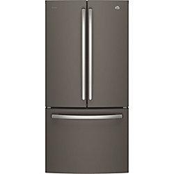 GE Profile 24.8 cu.ft. French Door Bottom-Mount Refrigerator - Slate