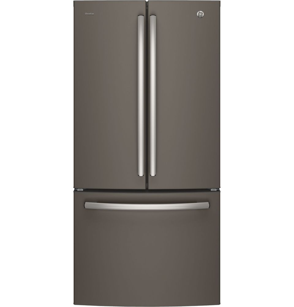 GE Profile 24.8 cu.ft. French Door Bottom-Mount Refrigerator - Slate