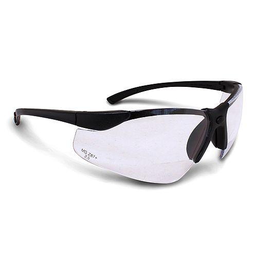 Workhorse Bi-Focal Safety Glasses 2.5