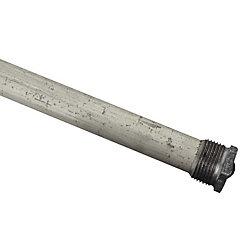 Rheem Tige d'anode de magnésium 0,90 po x 32-1/2 po
