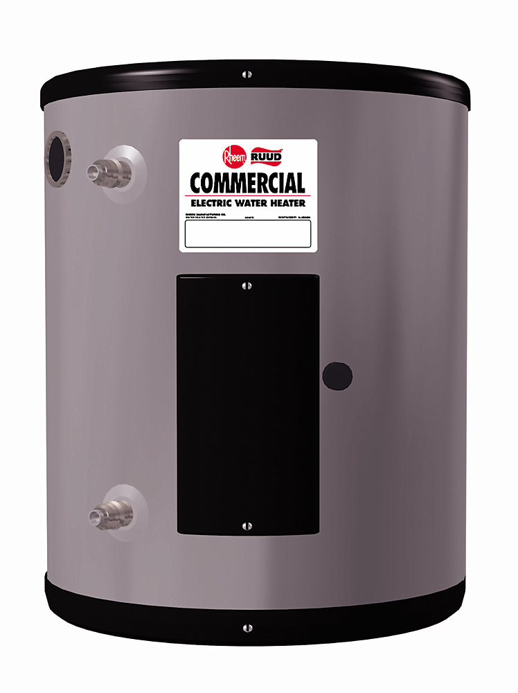 20 X 20 Strip Heater: Rheem 20 Gal Commercial Point Of Use Water Heater (4.5kw