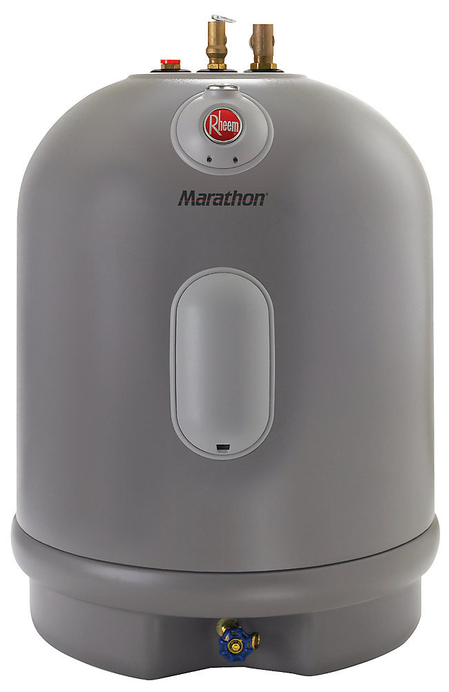 marathon 20 gallon point of use electric water heater 2kw. Black Bedroom Furniture Sets. Home Design Ideas